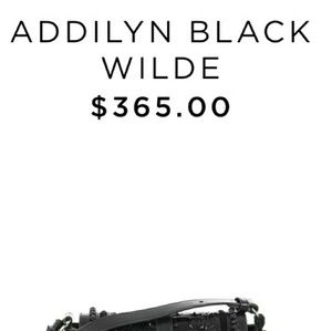 Brahmin Addilyn Black Wilde Crossbody